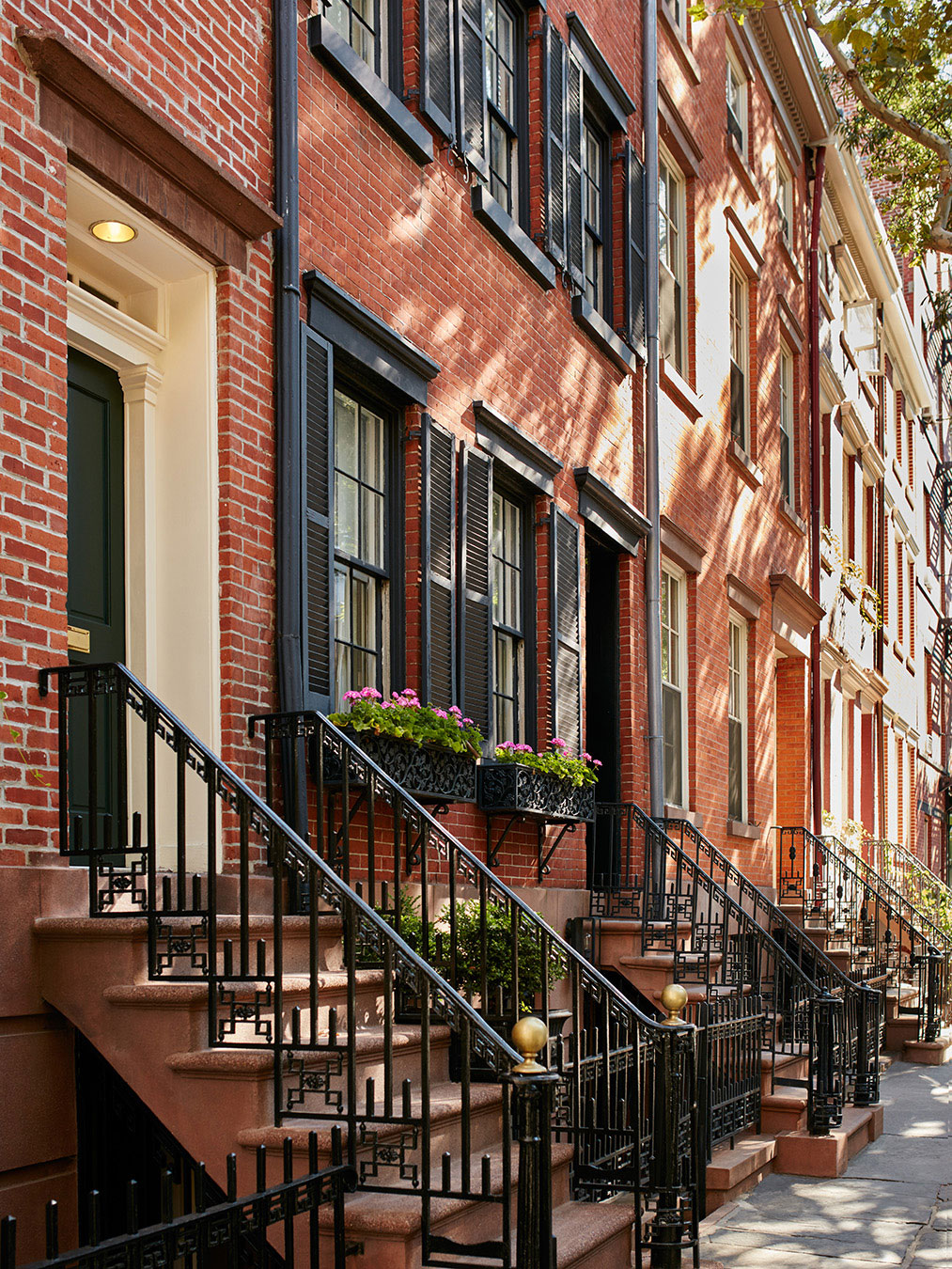 160 Leroy is in West Village, also known as 'Little Bohemia', which remains the cultural heart of New York.